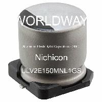 ULV2E150MNL1GS - Nichicon - Aluminum Electrolytic Capacitors - SMD