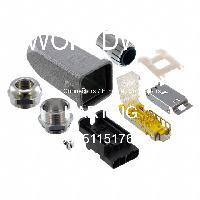 09451151760 - HARTING - Modular Connectors / Ethernet Connectors