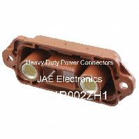DW1R002ZH1 - JAE Electronics - Heavy Duty Power Connectors