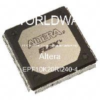 EPF10K20RI240-4 - Altera Corporation