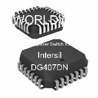 DG407DN - Maxim Integrated Products - Multiplexer Switch ICs