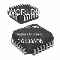 DG538ADN - Vishay Siliconix - Multiplexer Switch ICs
