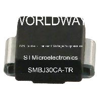 SMBJ30CA-TR - STMicroelectronics