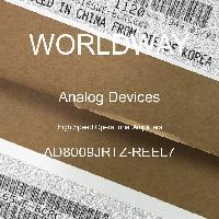 AD8009JRTZ-REEL7 - Analog Devices Inc - Amplificadores operacionales de alta velocida