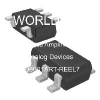 AD8001ART-REEL7 - Analog Devices Inc - Video Amplifiers