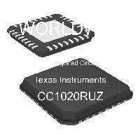 CC1020RUZ - Texas Instruments - RF 집적 회로