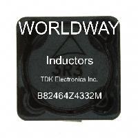 B82464Z4332M - TDK Corporation of America - Inductors