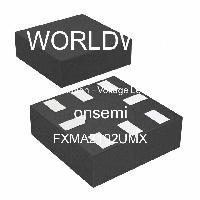FXMA2102UMX - ON Semiconductor - Traducción - Niveles de voltaje