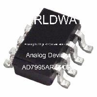 AD7995ARJZ-0RL - Analog Devices Inc - Analog to Digital Converters - ADC