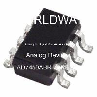 AD7450ABRTZ-REEL7 - Analog Devices Inc - 아날로그-디지털 변환기-ADC