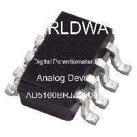 AD5160BRJZ100-RL7 - Analog Devices Inc - Digital Potentiometer ICs