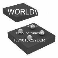 TLV1018-25YDCR - Texas Instruments - Electronic Components ICs