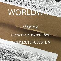 Current Sense Resistors WSHM2818R0330FEA SMD .033ohms 7watt 1/% Pack of 25