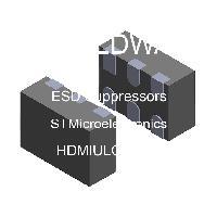 HDMIULC6-2M6 - STMicroelectronics