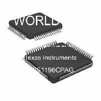 ADS1196CPAG - Texas Instruments - Analog to Digital Converters - ADC