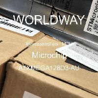 ATXMEGA128D3-AU - Microchip Technology - 마이크로 컨트롤러-MCU