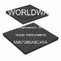 AM5728BABCXEA - Texas Instruments - Microprocesadores - MPU