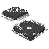 CY8C4146AZI-S433T - Cypress Semiconductor - マイクロコントローラー-MCU