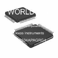 TAS5504APAGRG4 - Texas Instruments