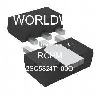 2SC5824T100Q - ROHM Semiconductor - Bipolar Transistors - BJT