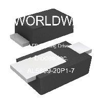 AL5809-20P1-7 - Zetex / Diodes Inc - LED-Beleuchtungstreiber