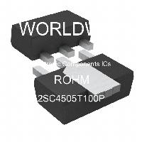 2SC4505T100P - Rohm Semiconductor - Electronic Components ICs