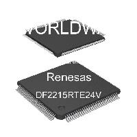 DF2215RTE24V - Renesas Electronics Corporation