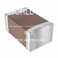 08051A101KAJ2A - AVX Corporation - 다층 세라믹 커패시터 MLCC-SMD / SMT