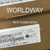 08055C103KAJ4A - AVX Corporation - Multilayer Ceramic Capacitors MLCC - SMD/SMT