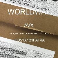 08051A121FAT4A - AVX Corporation - Condensateurs céramique multicouches MLCC - S