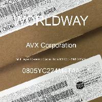 0805YC224M4T4A - AVX Corporation - Condensateurs céramique multicouches MLCC - S