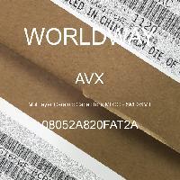 08052A820FAT2A - AVX Corporation - Condensateurs céramique multicouches MLCC - S
