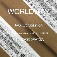 08052A390FAT2A - AVX Corporation - Multilayer Ceramic Capacitors MLCC - SMD/SMT