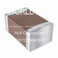 0805YC334MAT4A - AVX Corporation - Condensateurs céramique multicouches MLCC - S