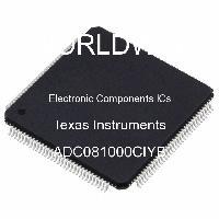 ADC081000CIYB - Texas Instruments