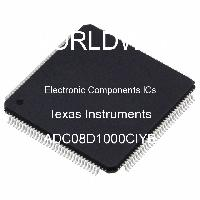 ADC08D1000CIYB - Texas Instruments