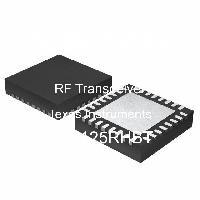 CC1125RHBT - Texas Instruments - RFトランシーバー
