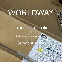 OPA350EA/250 - Texas Instruments - High Speed Operational Amplifiers
