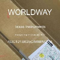 ADC121S625CIMM/NOPB - Texas Instruments - Analog to Digital Converters - ADC