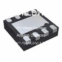 ADP1706ACPZ-1.0-R7 - Analog Devices Inc - LDO Voltage Regulators