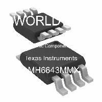LMH6643MMX - Texas Instruments