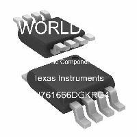 SN761666DGKRG4 - Texas Instruments