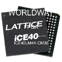 ICE40LM4K-CM36 - Lattice Semiconductor Corporation