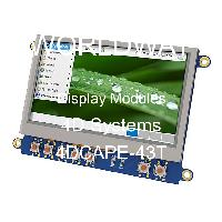 4DCAPE-43T - 4D Systems - Modul display
