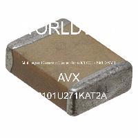 12101U271KAT2A - AVX Corporation