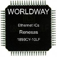 1893CY-10LF - IDT, Integrated Device Technology Inc - Ethernet ICs