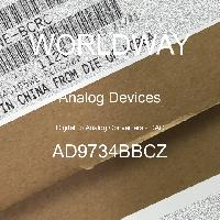 AD9734BBCZ - Analog Devices Inc - Digital to Analog Converters - DAC