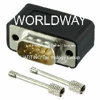 09641007210 - HARTING Technology Group - D-Sub Adaptor & Pengganti Gender