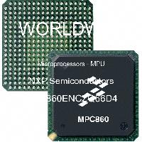 MPC860ENCZQ66D4 - NXP Semiconductors