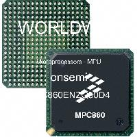 MPC860ENZQ50D4 - NXP Semiconductors